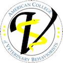 American College of Veterinary Behaviorists logo